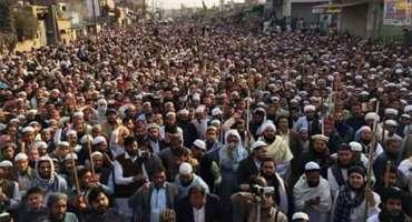 متحدہ مجلس عمل کے ملین مارچ کیلئے ایک ہزار رضاکار مظفرگڑھ پہنچ گئے