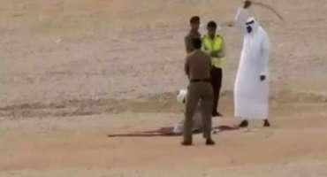 سعودی شہری کا بہیمانہ قتل اور لاش کی بُے حرمتی کرنے والا اپنے انجام ..