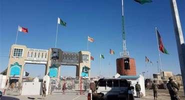 پاک افغان سرحد دوطرفہ تجارت کیلئے کھولنے کا فیصلہ کرلیا گیا ہے