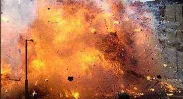 نوشہرو فیروز میں سلنڈر دھماکہ،