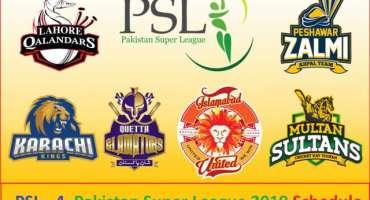 پی ایس ایل میں چھٹی ٹیم کشمیر سے شامل کی جائے