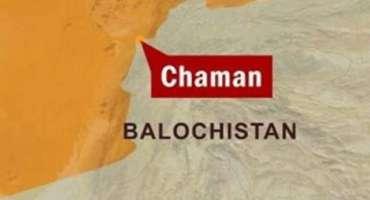 چمن میں کریکر دھماکا، قبائلی رہنما سمیت 2 افراد زخمی