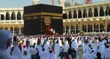 جدہ: رواں عمرہ سیزن کے دوران 25لاکھ سے زائد زائرین سعودی مملکت آ چکے