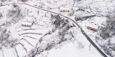 چین میں شدید سردی کی شدت میں اضافہ