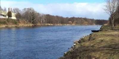 آبی ذخائر میں پانی کی آمد و اخراج کی صورتحال، تربیلا اور منگلا ڈیم ..