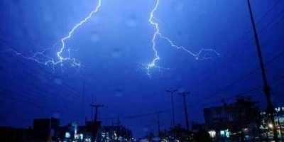 راولپنڈی، اسلام آباد سمیت کشمیر اور گلگت بلتستان میں بارش کا امکان