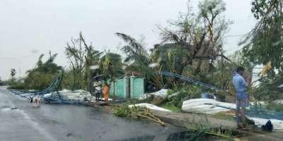 تین افریقی ممالک میں طوفان سے ہلاکتوں کی تعداد 700 سے تجاوز کر گئی