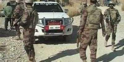 ٹانک میں نامعلوم دہشت گردوں کا حملہ، لانس نائیک شہید ، دو سپاہی زخمی ..