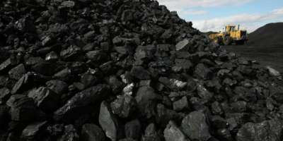 چین کی ستمبر کے دوران کوئلے کی درآمد میں 12 فیصد کمی