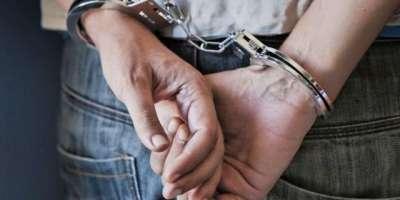 راولپنڈی پولیس کی کاروائی ،09ملزمان کو گرفتارکر لیا