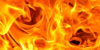 رائے ونڈ گھر میں آتشزدگی سارا سامان جل کر راکھ