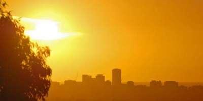 محکمہ موسمیات نے کراچی میں ہیٹ ویو کا خدشہ ظاہر کردیا