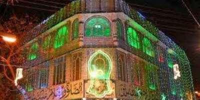 عید میلاد النبی کل مذہبی جوش و جذبے سے منائی جائے گی ،انتظامات مکمل ..