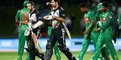 بنگلہ دیش کا نیوزی لینڈ کے خلاف ون ڈے اور ٹیسٹ سیریز کیلئے الگ الگ ٹیموں ..