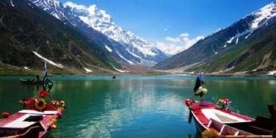 پاکستان سمیت دنیا بھر میں سیاحت کا عالمی دن 27 ستمبر کو منا یا جائی گا