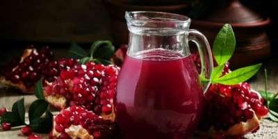 انار کا جوس بواسیر،دائمی بخار، پیٹ کی تمام خرابیوں کا بہترین علاج ہے، ..