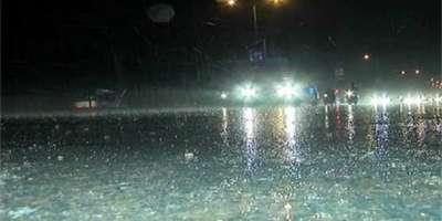 کراچی میں ہلکی بارش سے موسم سہانا ہوگیا ،
