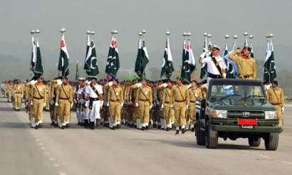 آزاد کشمیر اور گلگت بلتستان سمیت ملک بھر میں یوم پاکستان ملی جوش و ..