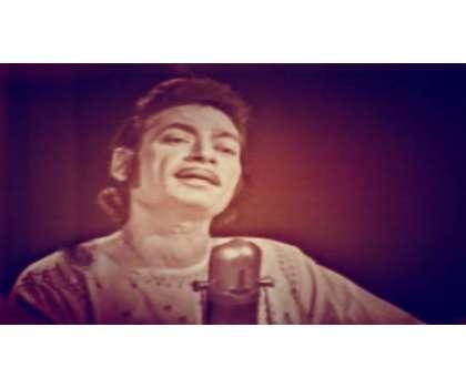 نامور کلاسیکل گلوکار استاد امانت علی خان کی 47ویںبرسی جمعہ کو منائی ..