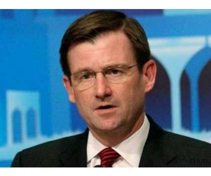امریکی سفیر ڈیوڈ ہیل نے ''پاک-امریکا تعلقات اور فروغ امن میں سفارتکاری ..