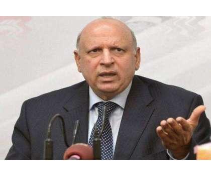 گورنر پنجاب چوہدری سرور کا ملکی معاشی صورتحال سے متعلق بڑا دعوی