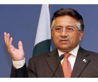 پرویز مشرف نے چار، ڈاکٹر محمد امجد نے سات حلقوں سے کاغذات نامزدگی جمع ..