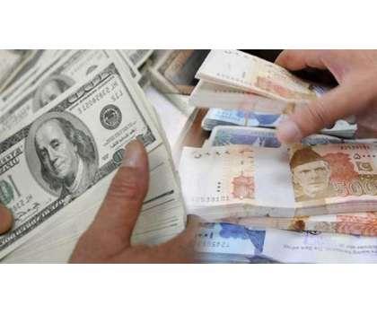 انٹر بینک اور مقامی اوپن کرنسی مارکیٹ میں روپے کے مقابلے ڈالر کی قدر ..