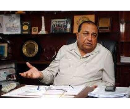 ڈاکٹر نعمان بٹ ایف پی سی سی آئی الیکشن میں یو بی جی کے صدارتی امیدوار ..