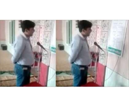 نوجوان نے فری سم کی پروموشن کےلیے مسجد کے لاؤڈ اسپیکر کا سہارا لے لیا، ..