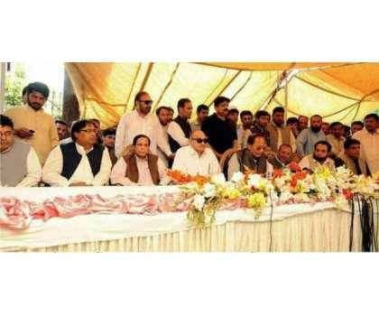 پی ٹی آئی کے موجودہ ایم پی اے اور پارلیمانی سیکرٹری جاوید نسیم پاکستان ..