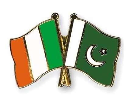 پاکستان اور آئرلینڈ کے درمیان واحد ٹیسٹ میچ 11 سے 15 مئی تک ڈبلن میں کھیلا ..