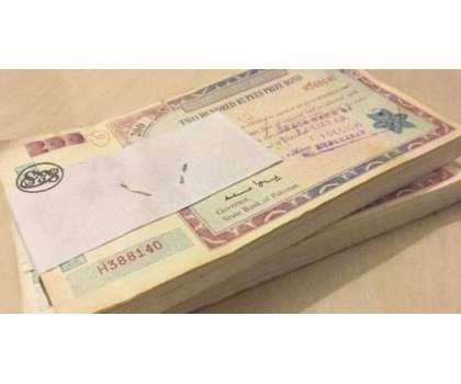 200 روپے قومی انعامی بانڈز کی قرعہ اندازی عید الفطر کے باعث 15 جون کی بجائے ..