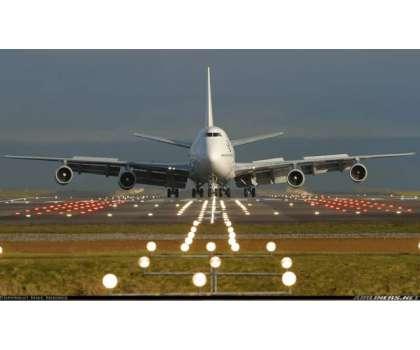 پاکستان کے تیسرے بڑے ائیرپورٹ پر تمام کمرشل پروازیں بند کرنے کا اعلان