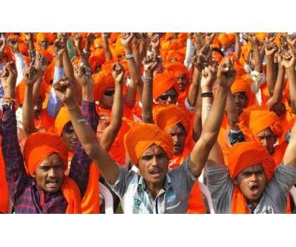 بھارت میں ذات پات اور تفریق سے تنگ آکر ہندوں کی بہت بڑی تعداد نے ہندو ..