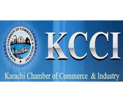 محمد ادریس کراچی چیمبر کے صدر، عبدالرحمان نقی سینئر نائب صدر، قاضی ..