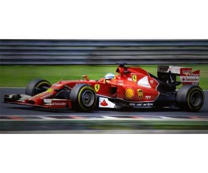 کینیڈا :فارمولا ون کار ریسنگ جرمنی نے جیت لی
