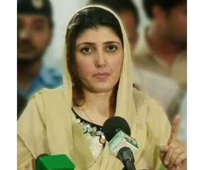 عائشہ گلالئی نے سیاسی جماعت تحریک انصاف گلالئی کی رجسٹریشن کیلئے الیکشن ..