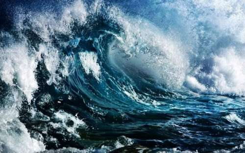 طاقتور سمندری طوفان فلورنس بہت ..