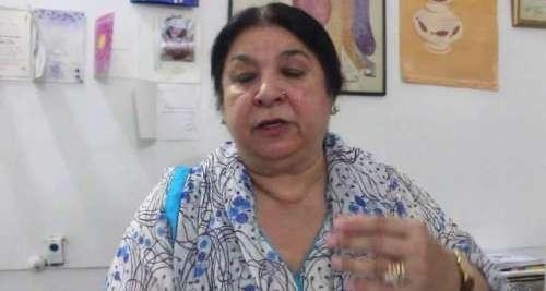 صوبائی وزیر صحت ڈاکٹر یاسمین ..