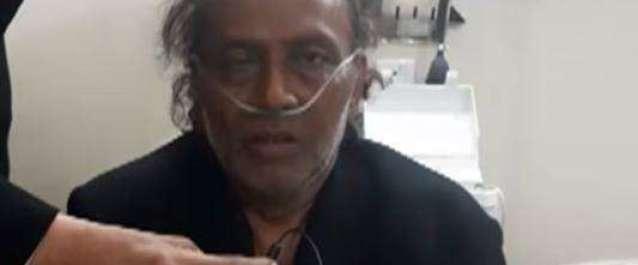 امان اللہ دوبارہ علیل ہو گئے ،نجی ہسپتال میں داخل کرا دیا گیا