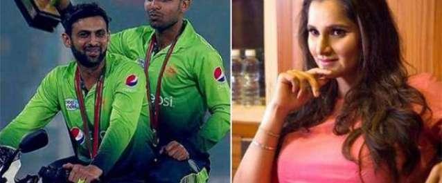 """ثانیہ مرزا نے شاداب خان سے """"بدلہ """" چکا دیا"""