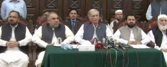 جماعت اسلامی خیبرپختونخوا حکومت سے علیحدہ،وزراء بھی مستعفی ہوگئے