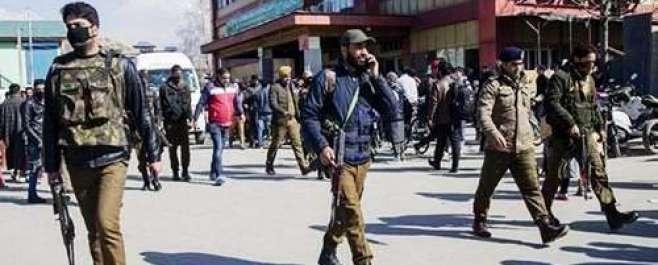 مقبوضہ کشمیر میں بھارتی فوجیوں نے 13افراد کو شہید اور 100زخمی کر دیے' ..