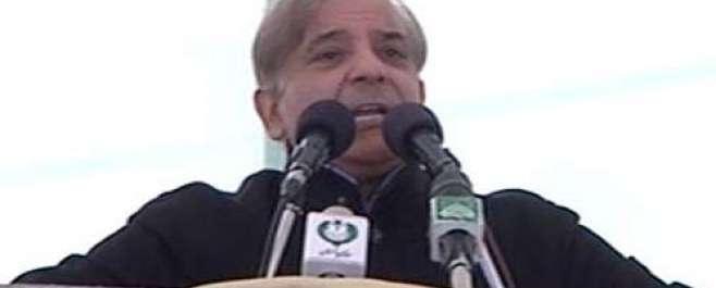 عمران خان کےالزامات پرانکوائری کیلئےچیف جسٹس کرخط لکھوں گا،شہبازشریف
