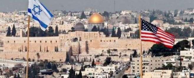 امریکا کا مئی میں سفارت خانہ مقبوضہ بیت المقدس میں کھولنے کا اعلان