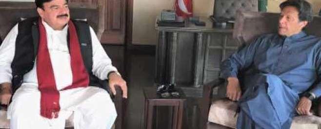 عمران خان اور شیخ رشید کی دبئی میں اہم ملاقاتیں، 4 فروری تک پارلیمنٹ ..