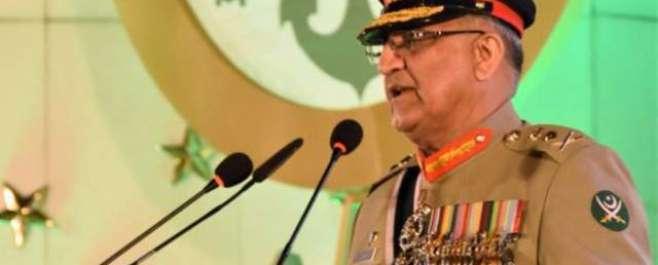 افغان سر زمین سے پاکستان پر حملے ہورہے ہیں ،ْ دہشتگردی کے خاتمے کیلئے ..