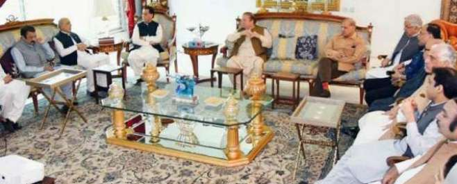 (ن) لیگ کا پنجاب سمیت ملک کے دیگر صوبوں میں بھی عوام رابطہ مہم تیز کر ..