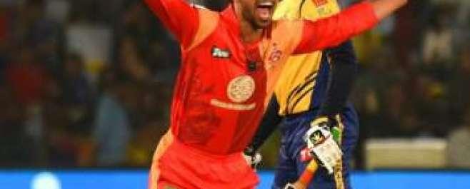 پی ایس ایل فائنل: پشاور زلمی نے اسلام آباد یونائیٹڈ کو جیت کیلئے ہدف ..