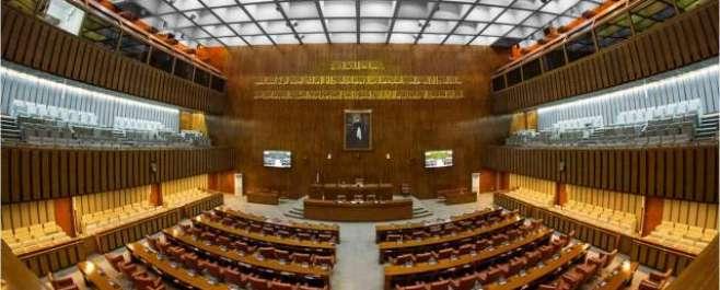 بلوچستان پینل کے صادق سنجرانی نئے چیئرمین سینیٹ منتخب ہوگئے
